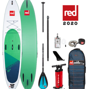 12'6'' VOYAGER Red Paddle 2020 SUP Package