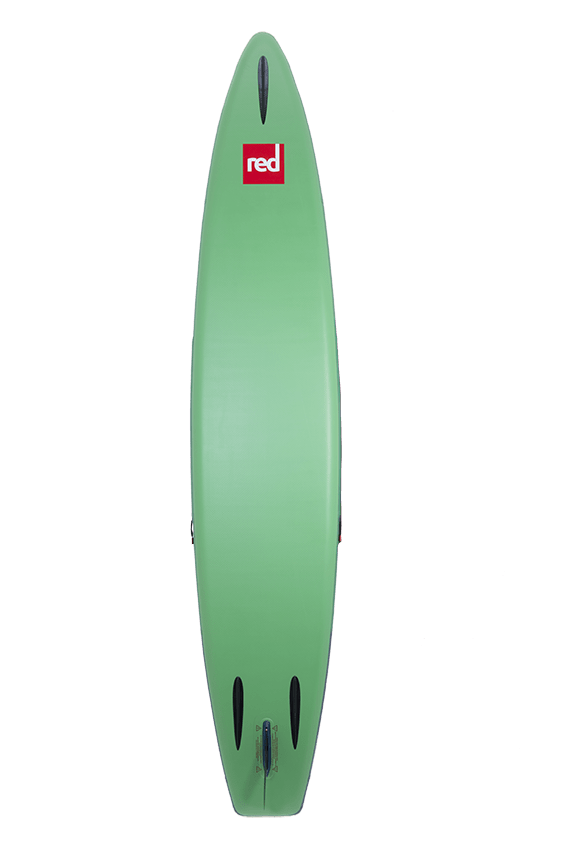 voyager red paddle sup paddle board bottom