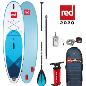 red paddle ride 9'8'' sup paddle board