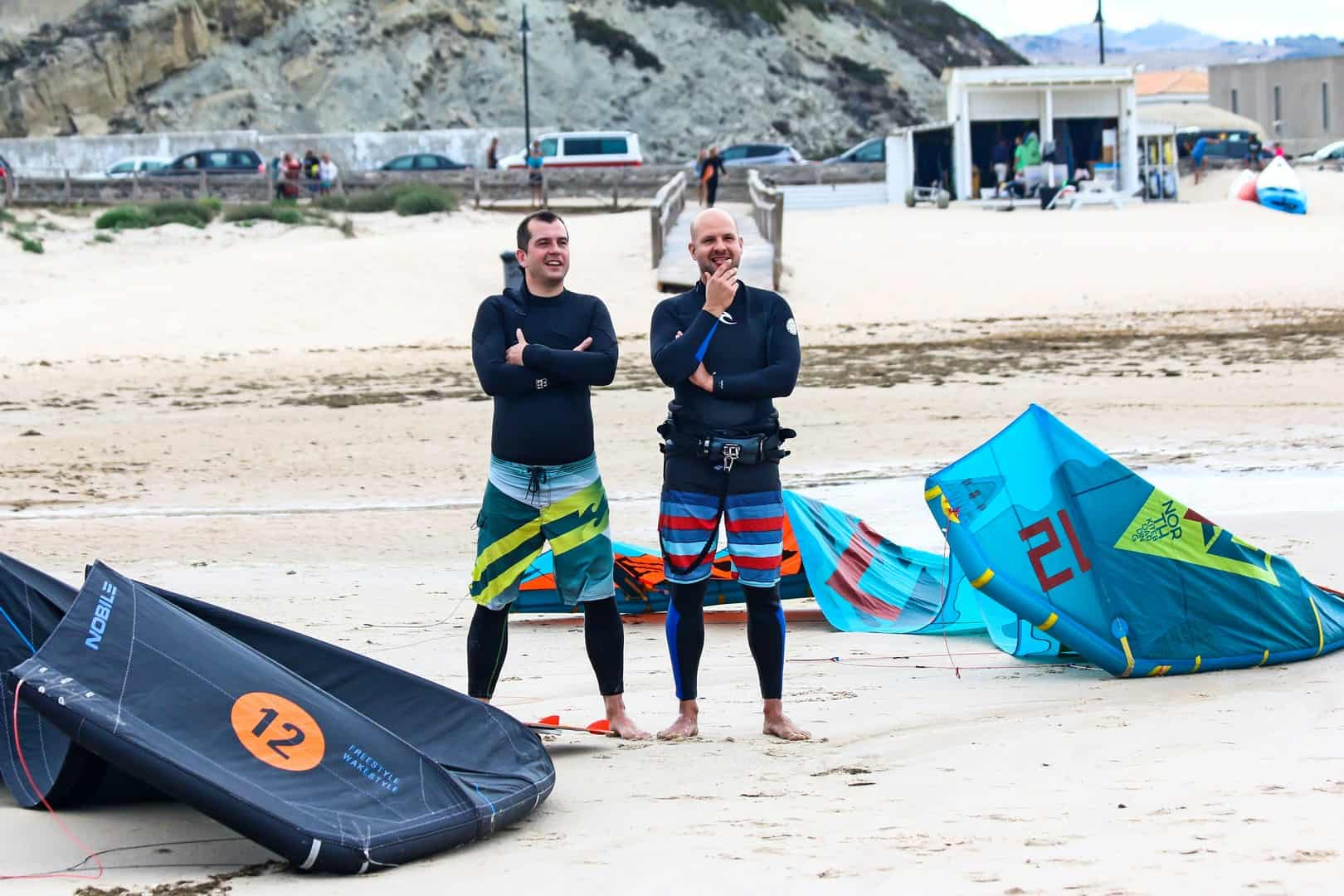 Why learn Kitesurfing with us?