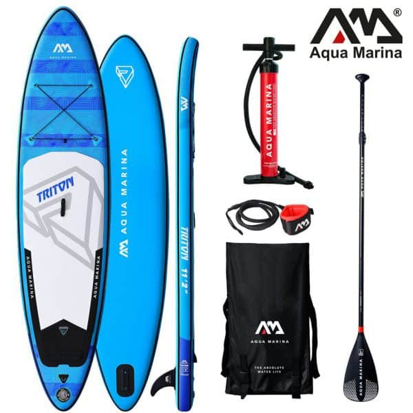 aqua marin triton package