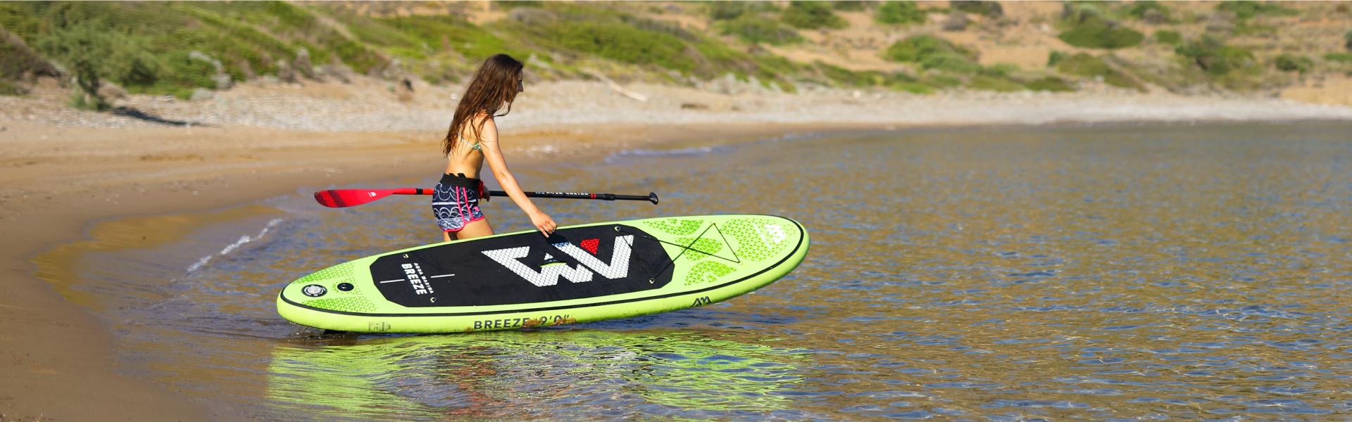 Breeze Aqua Marina 2019 SUP Paddle Board