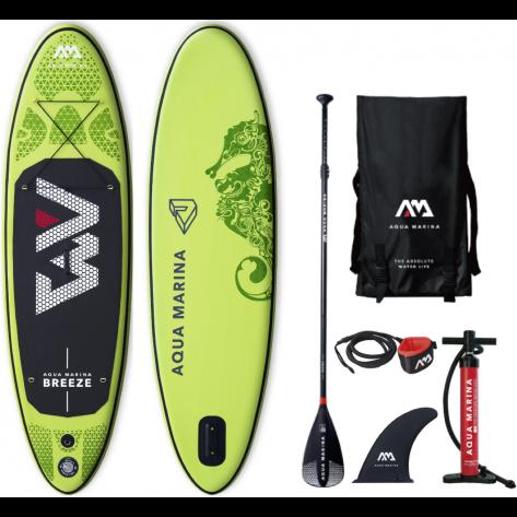 aqua marina breeze package