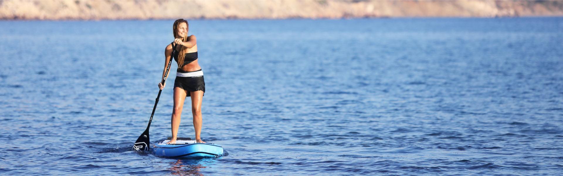 aqua marina triton sup paddle board