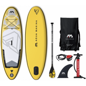 8'0 VIBRANT Aqua Marina Youth SUP Board