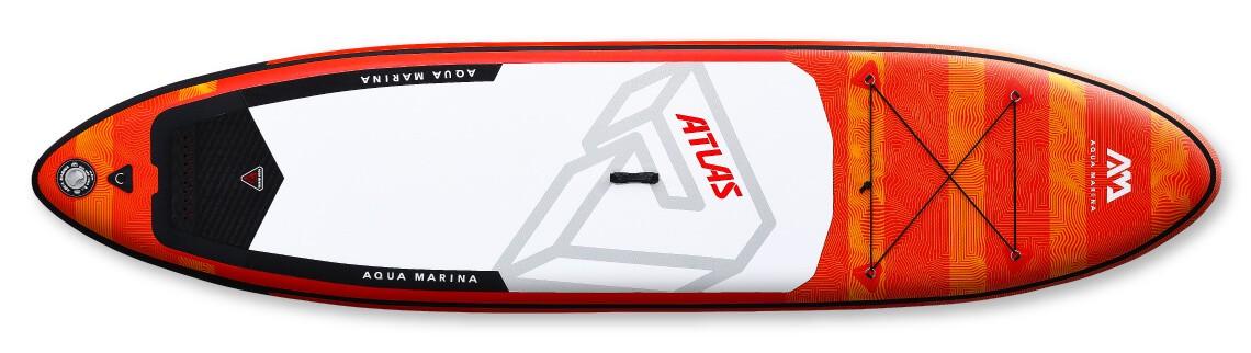 aqua marina atlas sup paddle board