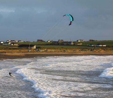 Kitesurfing Lessons Cork Ireland Garylucas
