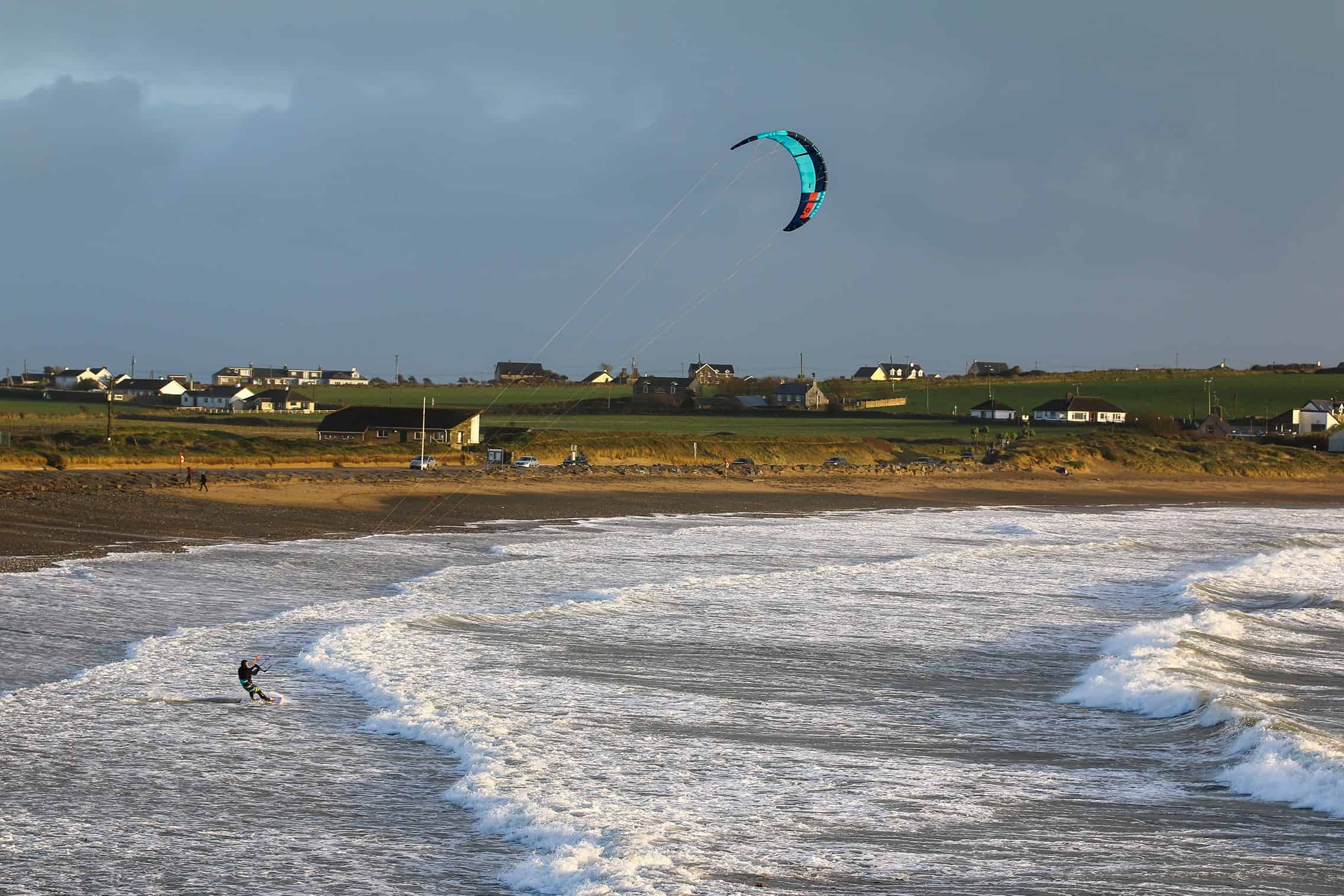 Kitesurfing Lessons Cork 27-28th April
