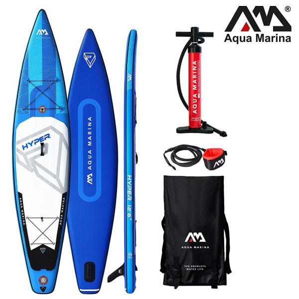 aqua marina hyper 126 package