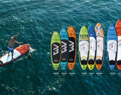 Aqua Marina 2019 Paddle Boards