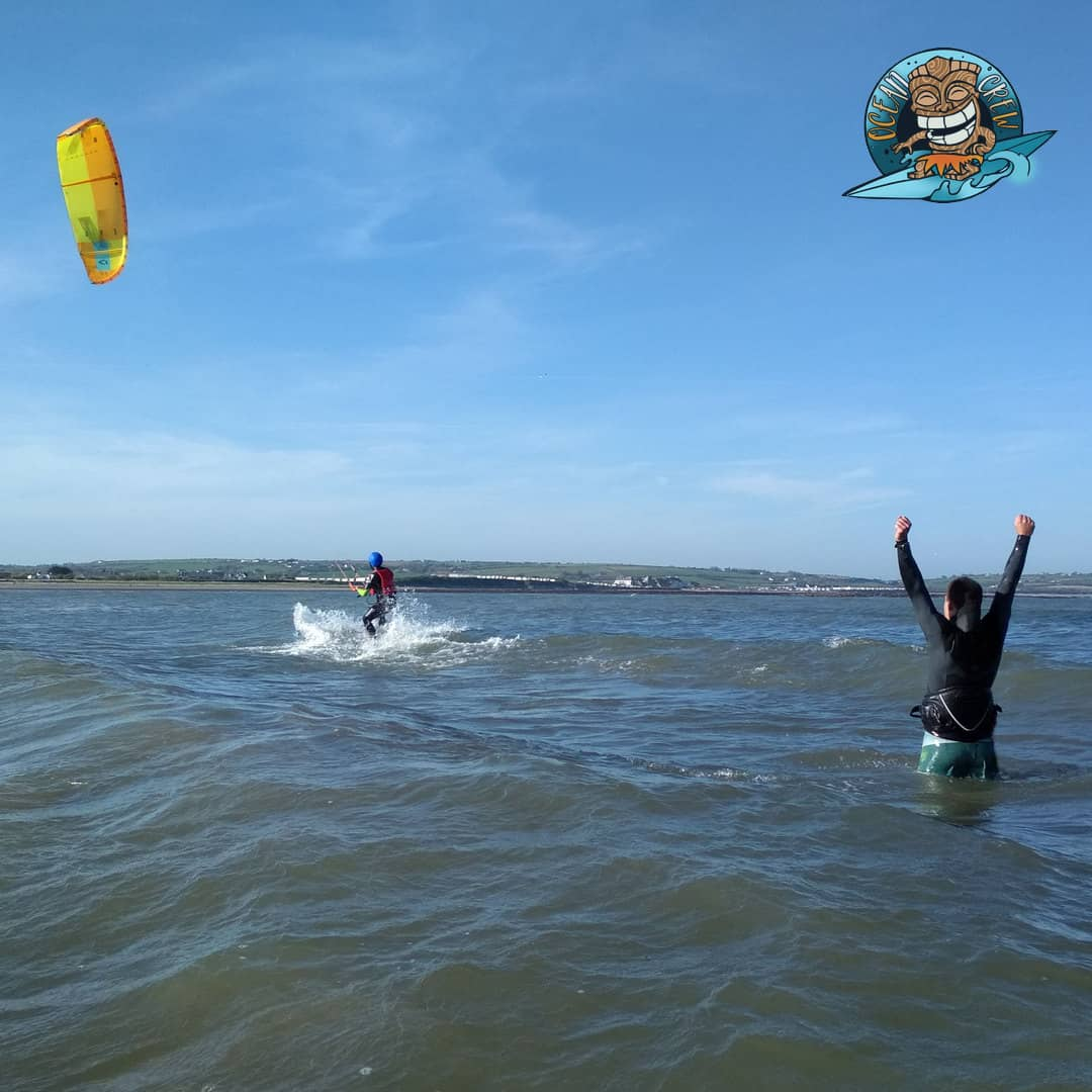 Kitesurfing Lessons Cork June Bank Holiday