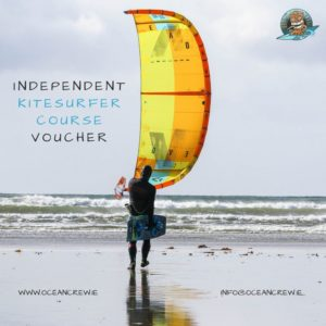 Independent Kitesurfer Course voucher Cork Kitesurfing