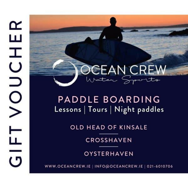 Paddle Boarding Gift Voucher