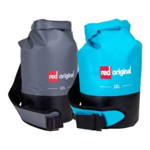 Red Paddle Waterproof Roll Top Dry Bag