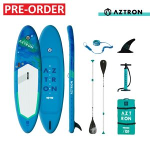 MERCURY Aztron Double Chamber SUP Paddle Board