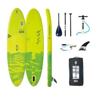 x WAVE Aquatone SUP Paddle Board