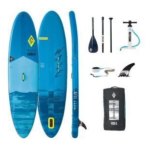 11'0'' WAVE Plus Aquatone SUP Paddle Board