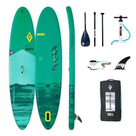 12'0'' WAVE Plus Aquatone 2020 SUP Paddle Board
