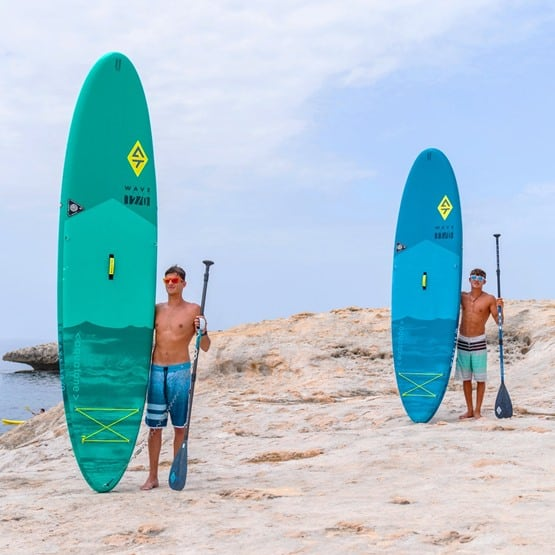 WAVE Plus Aquatone SUP Paddle Board two