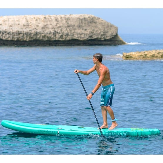 WAVE Plus Aquatone SUP Paddle Board water