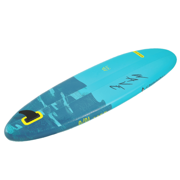 Aquatone Wave SUP Paddle Board underside