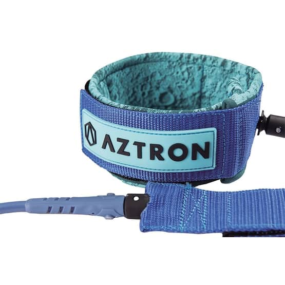 Aztron SUP Coil Leash ft closeup