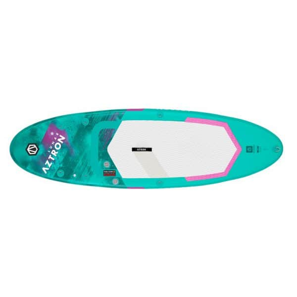 9'9 LUNAR Aztron Double Chamber SUP Paddle Board