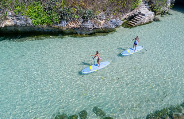 10'8 VENUS Aztron Double Chamber SUP Paddle Board