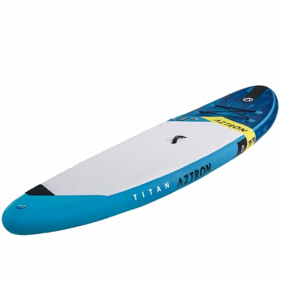 TITAN Aztron Double Chamber SUP Paddle Board top top