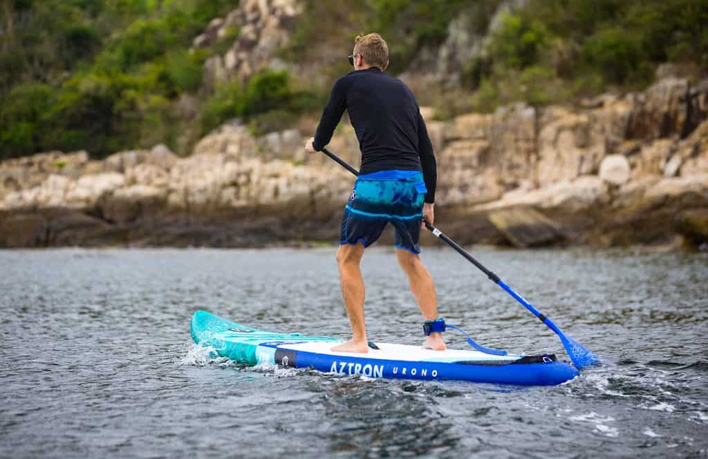 11'6 URONO Aztron Double Chamber SUP Paddle Board
