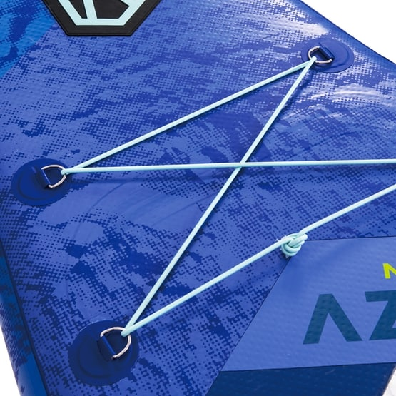 NEPTUNE Aztron Double Chamber SUP Paddle Board bungee