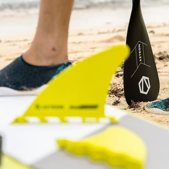 Aztron . Push In Fin for NOVA SUP beach