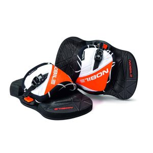 Nobile Click and Go IFS Gen Pads and Straps black