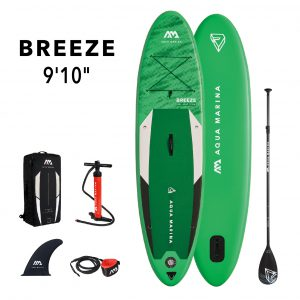 9'0'' x 30'' BREEZE Aqua Marina 2021 SUP Paddle Board