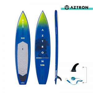 12'6'' x 30'' APOLLO Aztron Epoxy Touring SUP
