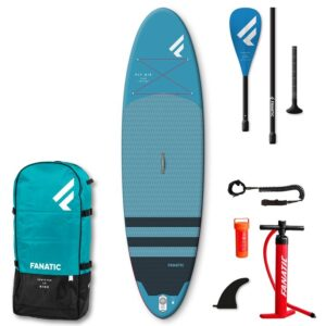 x FANATIC Fly Air SUP Paddle Board