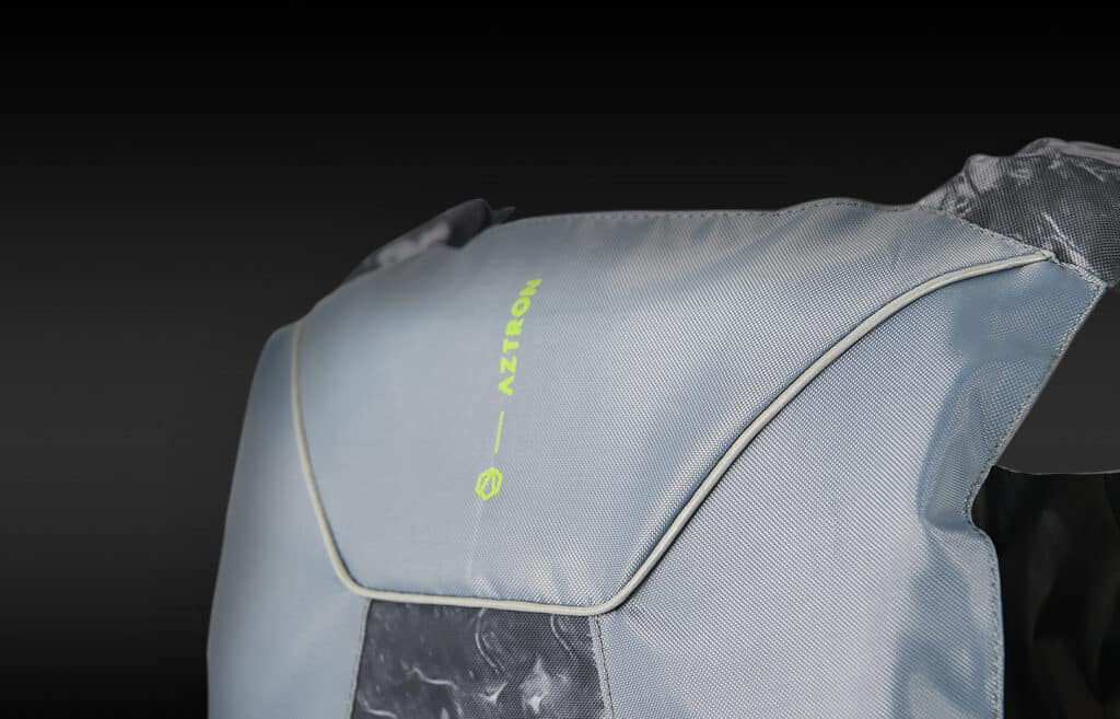 Aztron Grey Buoyancy Aid