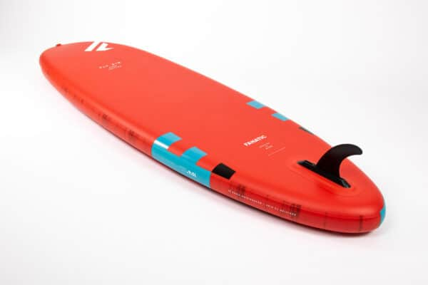 x FANATIC Fly Air RED SUP Paddle Board bottom