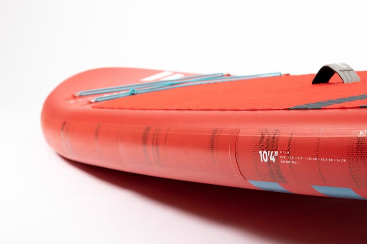 x FANATIC Fly Air RED SUP Paddle Board quality printing