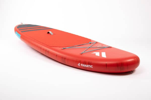 x FANATIC Fly Air RED SUP Paddle Board top
